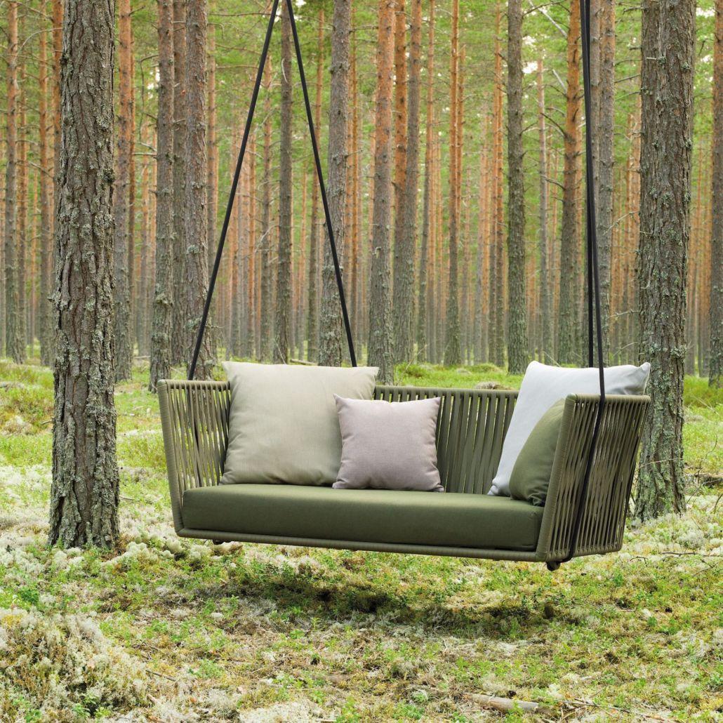 Mueble de exterior diseño de Rodolfo Dordon para KETTAL